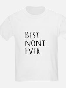 Best Noni Ever T-Shirt