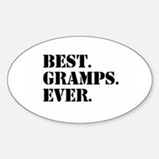 Best Gramps Ever Decal