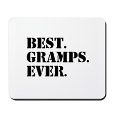 Best Gramps Ever Mousepad