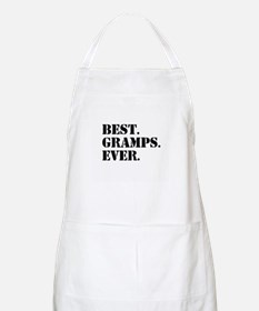 Best Gramps Ever Apron
