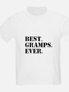 Best Gramps Ever T-Shirt