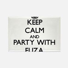 Keep Calm and Party with Eliza Magnets