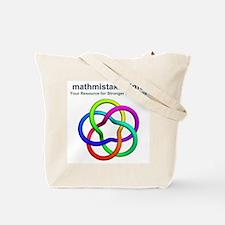 Common Algebra Mistakes Tote Bag