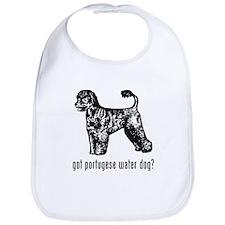 Portugese Water Dog Bib