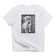 Golden Retriever Puppy Infant T-Shirt