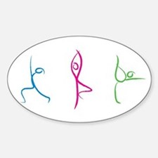 Yoga Pose Stickers