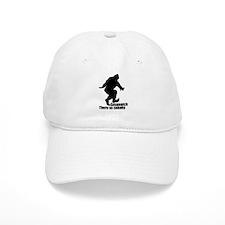 Sneaky Sasquatch Baseball Cap