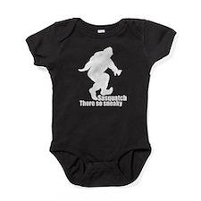 Sneaky Sasquatch w Baby Bodysuit