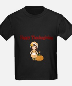 Happy Thanksgiving 3 T-Shirt