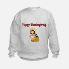Happy Thanksgiving 3 Sweatshirt