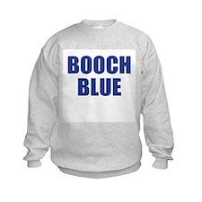 Booch Blue Sweatshirt