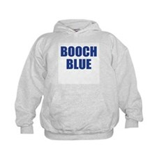 Booch Blue Hoodie