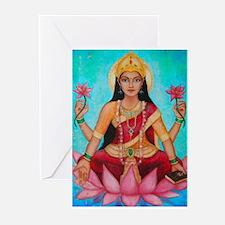 Greeting Cards (Pk Of 20) - Lakshmi