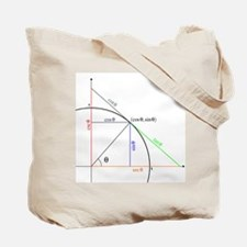 Amazing Unit Circle Tote Bag
