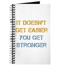 You Get Stronger Journal