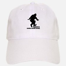 Bigfoot is sneaky sneaky Baseball Baseball Cap