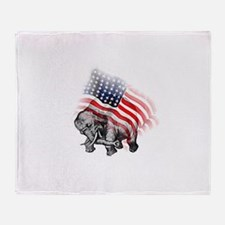 The Republican Throw Blanket