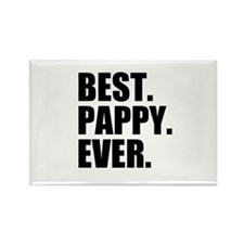 Best Pappy Ever Magnets