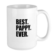 Best Pappy Ever Mugs
