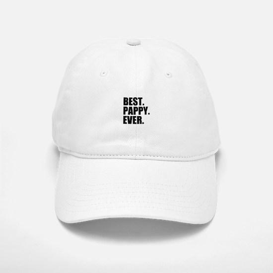 Best Pappy Ever Baseball Baseball Cap