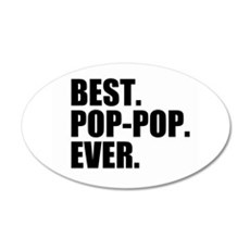 Best Pop-Pop Ever Wall Sticker