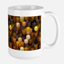 SteamCubism - Brass Mugs