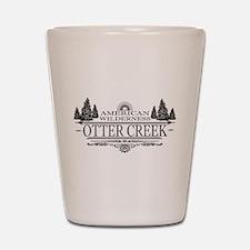 OTTER CREEK Shot Glass