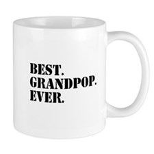 Best Grandpop Ever Mugs