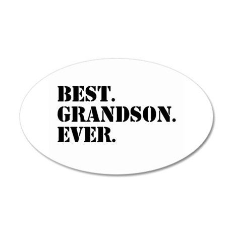 best grandson ever wall sticker by admin cp49789583