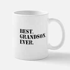Best Grandson Ever Mugs