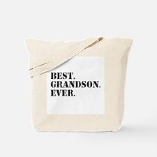 Best Grandson Ever Tote Bag