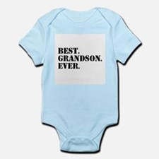 Best Grandson Ever Body Suit