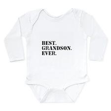 Best Grandson Ever Body Suit