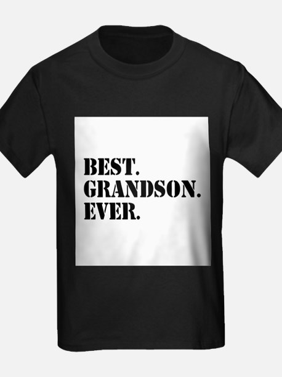 Best Grandson Ever T-Shirt
