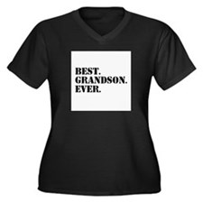 Best Grandson Ever Plus Size T-Shirt