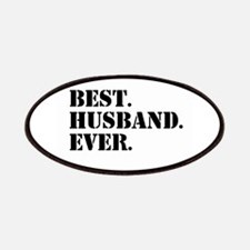 Best Husband Ever Patches
