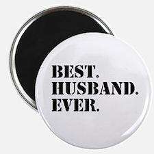 Best Husband Ever Magnets