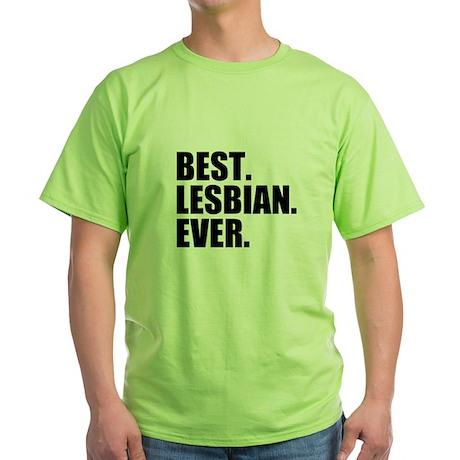 Best Lesbian Ever T-Shirt
