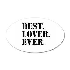 Best Lover Ever Wall Sticker