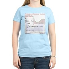 Fundamental Thm of Calculus T-Shirt