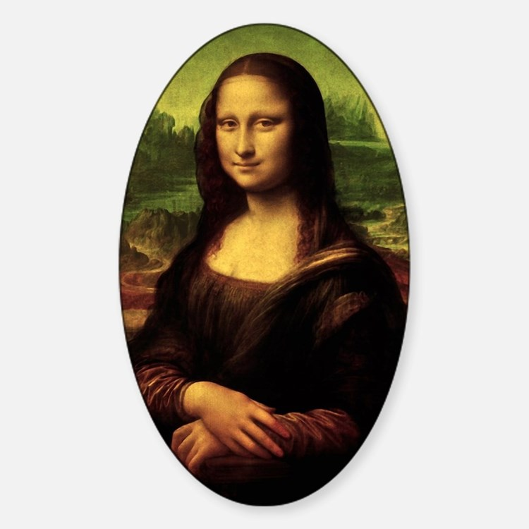 Mona Lisa Decal