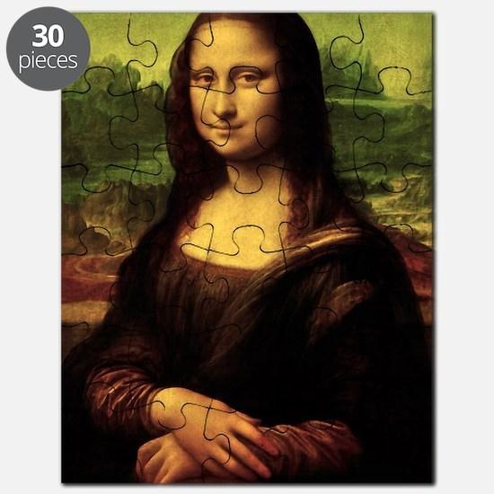 Mona Lisa Puzzle