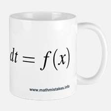 Derivative of an Integral Mug