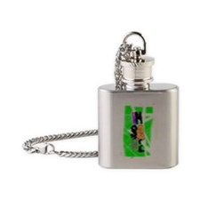 INSANE Flask Necklace