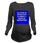 ENGINEERING.png Long Sleeve Maternity T-Shirt