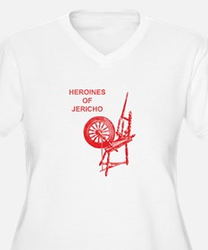 Heroines of Jericho T-Shirt