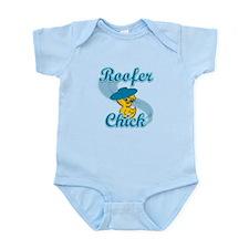 Roofer Chick #3 Infant Bodysuit