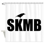 SKMB Shower Curtain