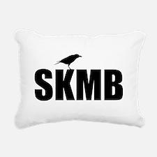 SKMB Rectangular Canvas Pillow