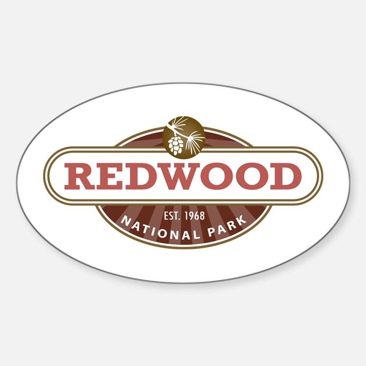 Redwood National Park Decal